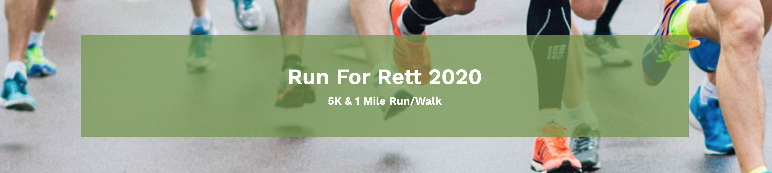 Run For Rett 2020 - Virtual @ Rolling Meadows | Illinois | United States